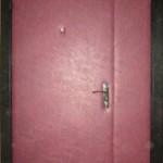 Двери с кожей 6